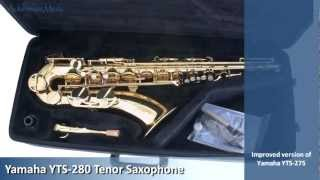 Yamaha YTS-280 Tenor Saxophone