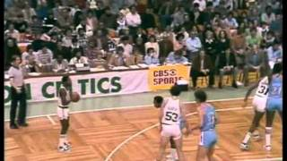 Rookie Larry Bird (36pts/7rebs/4asts) vs. Clippers (1980)