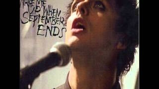 Green Day Wake me up when September ends (Radio Edit)
