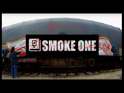 Fresh Freights | SMOKE ONE |  Graffiti | Blackbookology
