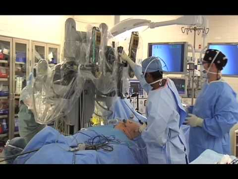 Robotic Right Hemicolectomy - Surya Nalamati M.D.