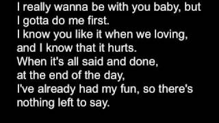 T. Mills, Me First- Lyrics