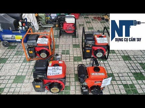 Động cơ bơm nước , rửa xe Mitsu Honda | Nổ im ru | LH 0914711438 | Ngày 9/04/2020