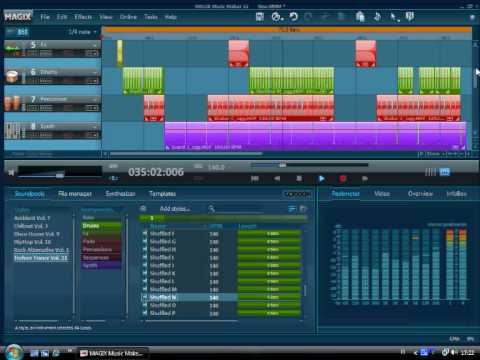 track maker of songs software