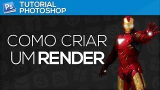 Photoshop - Como Criar um Render (Imagem com Fundo Transparente)