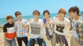 BOYFRIEND 2nd アルバム収録曲「Here!」MUSIC VIDEO Full ver. thumbnail