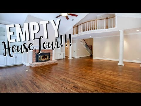 WE MOVED!!! | New Empty House Tour 2018! #HouseToHome thumbnail