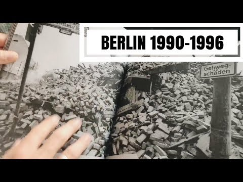 This is Berlin: The Art Scene after the fall of the Berlin Wall