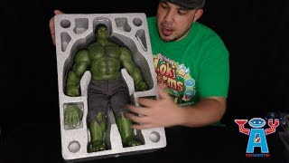 Review: Hot Toys Avengers Movie Hulk (Part 1 of 2)