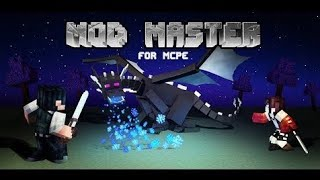 How to get Mods on Minecraft Pe on mobile - Mod Master screenshot 1