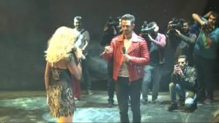 Hadise Ve Murat Boz'dan erotik dans