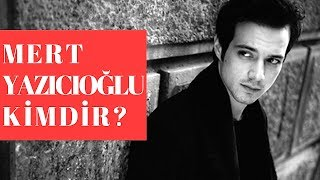 Netflix'in Aşk 101 Dizisinden Mert Yazıcıoğlu Kimdir?