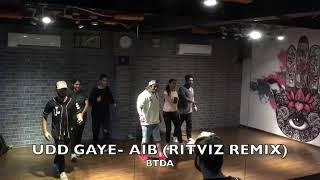 Udd gaye - AIB (Dance choreography)