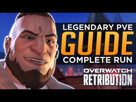 Overwatch: Retribution LEGENDARY Difficulty PvE Guide!