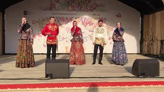 Фольклорный ансамбль на Пасху. Фестиваль «Пасхальный дар», Московские сезоны.Lubo-Milo.
