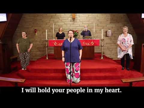 Worship for May 31, 2020 - Pentecost Sunday