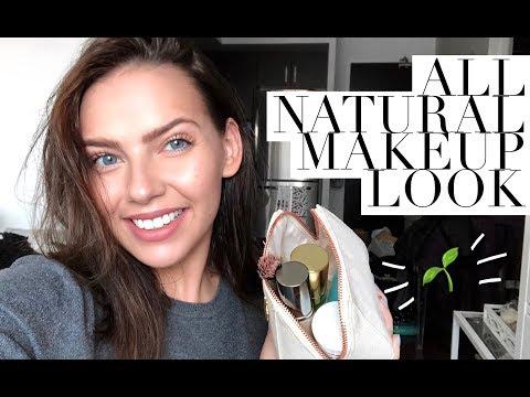 All Natural, Toxic-Free Makeup Tutorial
