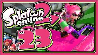 Noch mehr Chaos mit Splatter! | Let's Play Splatoon 2 Online Part 23