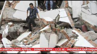 Indonesian Earthquake Appeal (World Vision)