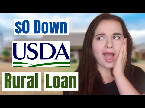 USDA Rural Development Loan 2021 Requirements | What You NEED To Know!