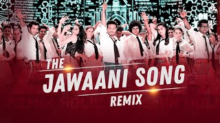 The Jawaani Song 2019 Remix BUMBLE BASS X DJ CHARLES , New Movie Student Of The Year 2