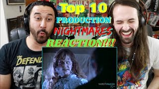 TOP 10 Production Nightmares - REACTION & ANALYSIS!!!