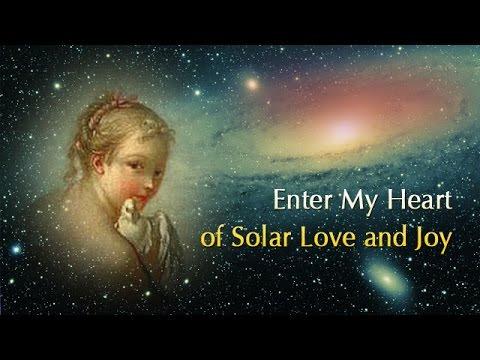 Venus: Enter My Heart of Solar Love and Joy