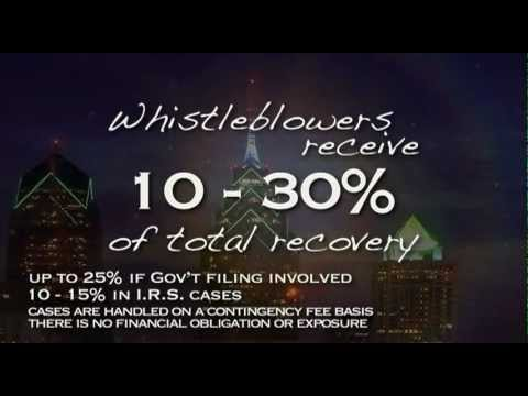 Whistleblower Series Video 7: Reward and Recovery