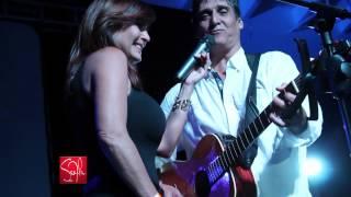 Guillermo Davila en concierto en Miami se reencuentra con Alba Roversi - Solo Pienso en ti