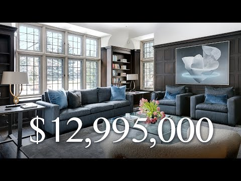 $12,995,000 - A Sophisticated And Inviting Masterpiece - 15 Oakley Place, Toronto