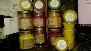 So Excited! Candles By Victoria Haul! Yay! (8/1/15)