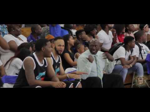 Miami Dolphins Reshad Jones & Friends Celebrity Charity Basketball Game