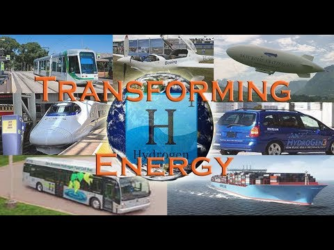 Hydrogen Production for Cars, Trucks, Trains, Buses, Boats, Aircraft - Fuel Cell HFC Support.
