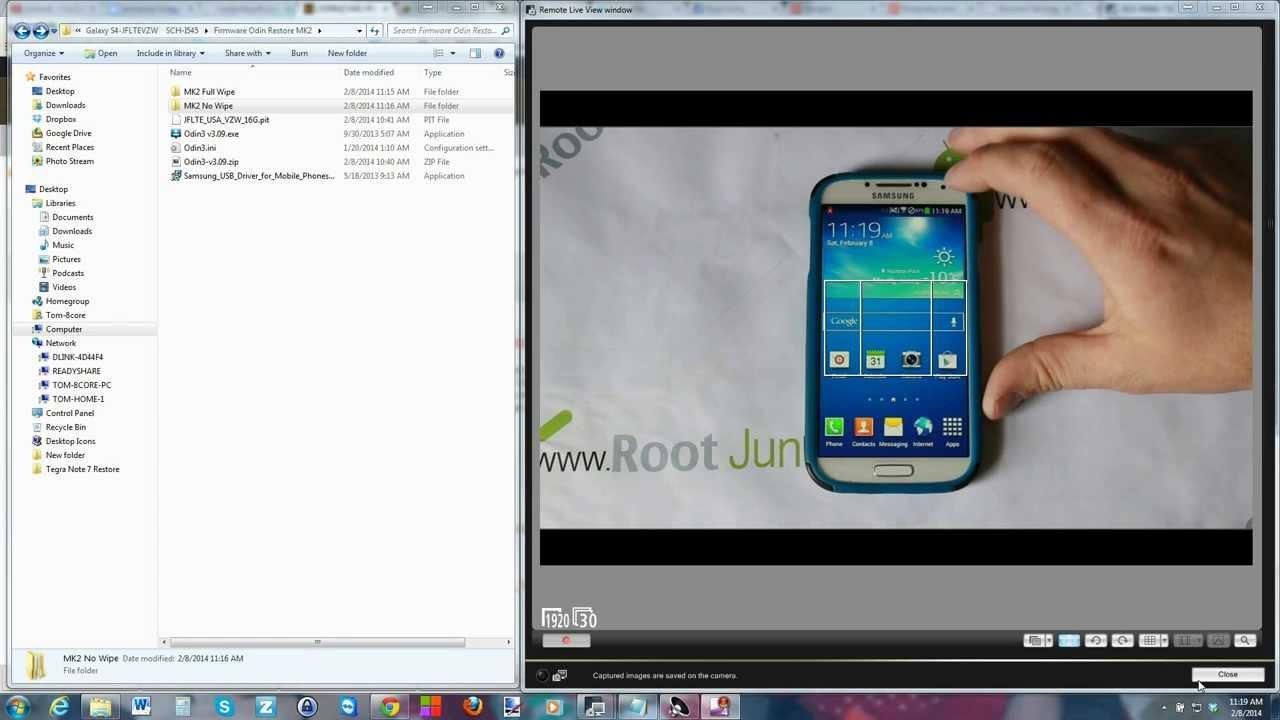 Samsung Firmware Restore | RootJunky com