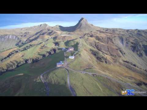 RCGroups.com Yuneec Q500 4K Test Footage in the Alps