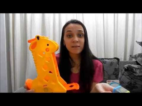 Brinquedos Fisher-Price Da Bebê