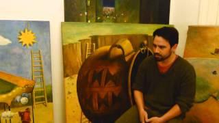 "El Taller de los Artistas -  Ernesto Pereyra, ""Un arte para espectadores"""