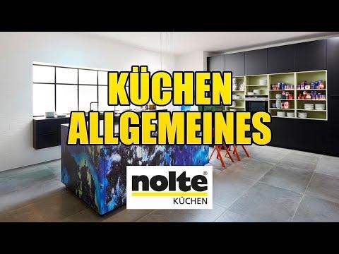 Nolte Küchen - Allgemeines [Montagevideo]