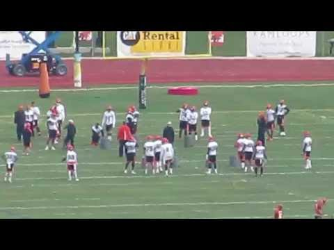 BC Lions Training Camp 2016 in Kamloops