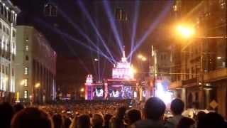 Gorky Park & Aerosmith   Москва 2015  День города