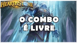 HEARTHSTONE - O COMBO É LIVRE! (WILD OTK MALYGOS SHAMAN)