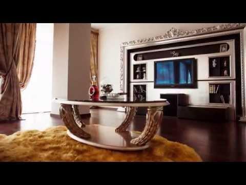 """Репортажное видео - Обзор элитного ЖК """"Золотая бухта"""" - интерьеры, квартиры, дизайн."""