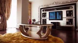 видео Дизайн элитной квартиры (270 кв.м) – HD фото интерьера после ремонта и дизайн проект