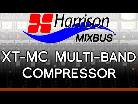 harrison mixbus phase