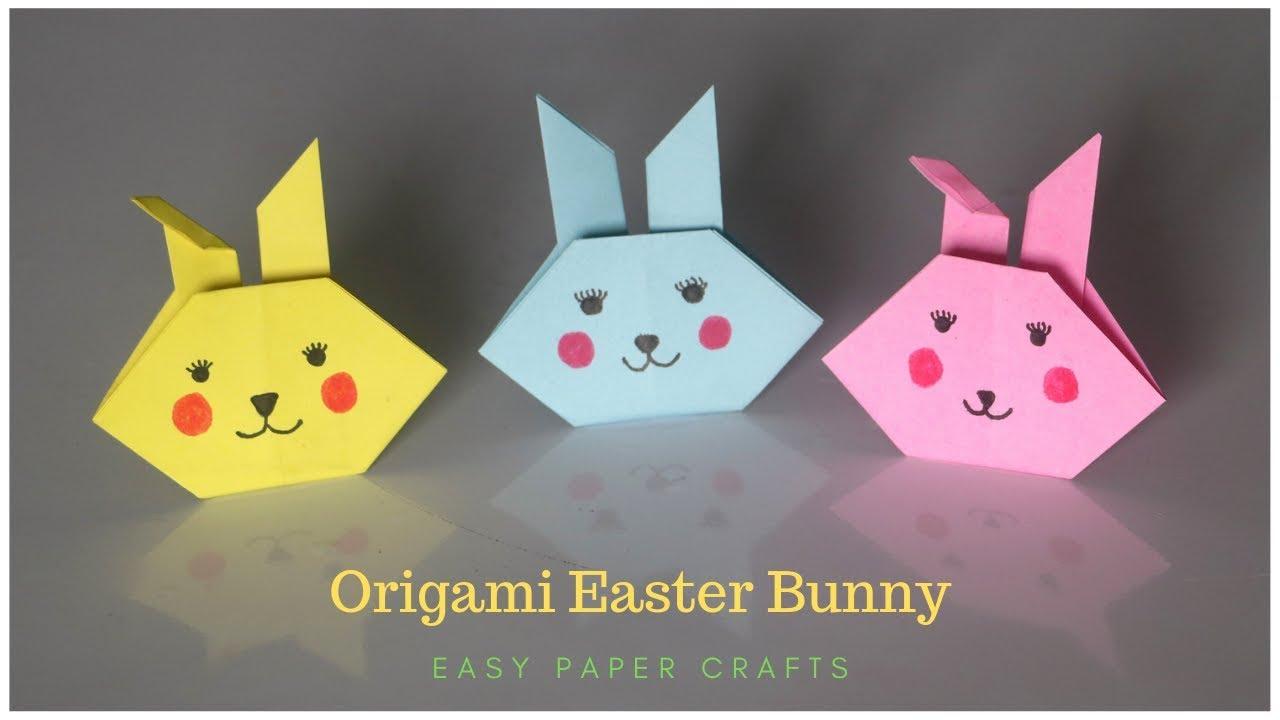 Easter origami egg - YouTube | 720x1280