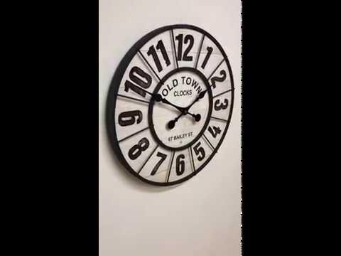 Дизайнерские настенные часы Galaxy DM-50-1