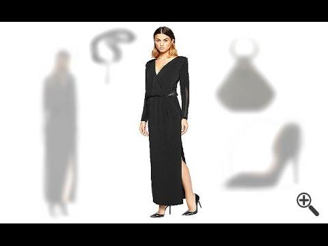 Stellas Wunsch war Elegante Abendkleider in lang mit Ärmel ...