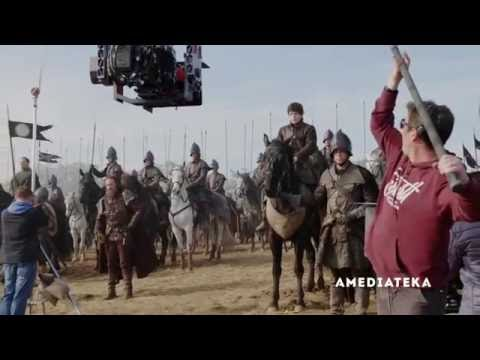 Битва Бастардов | Battle Of The Bastards | Игра Престолов 6 сезон