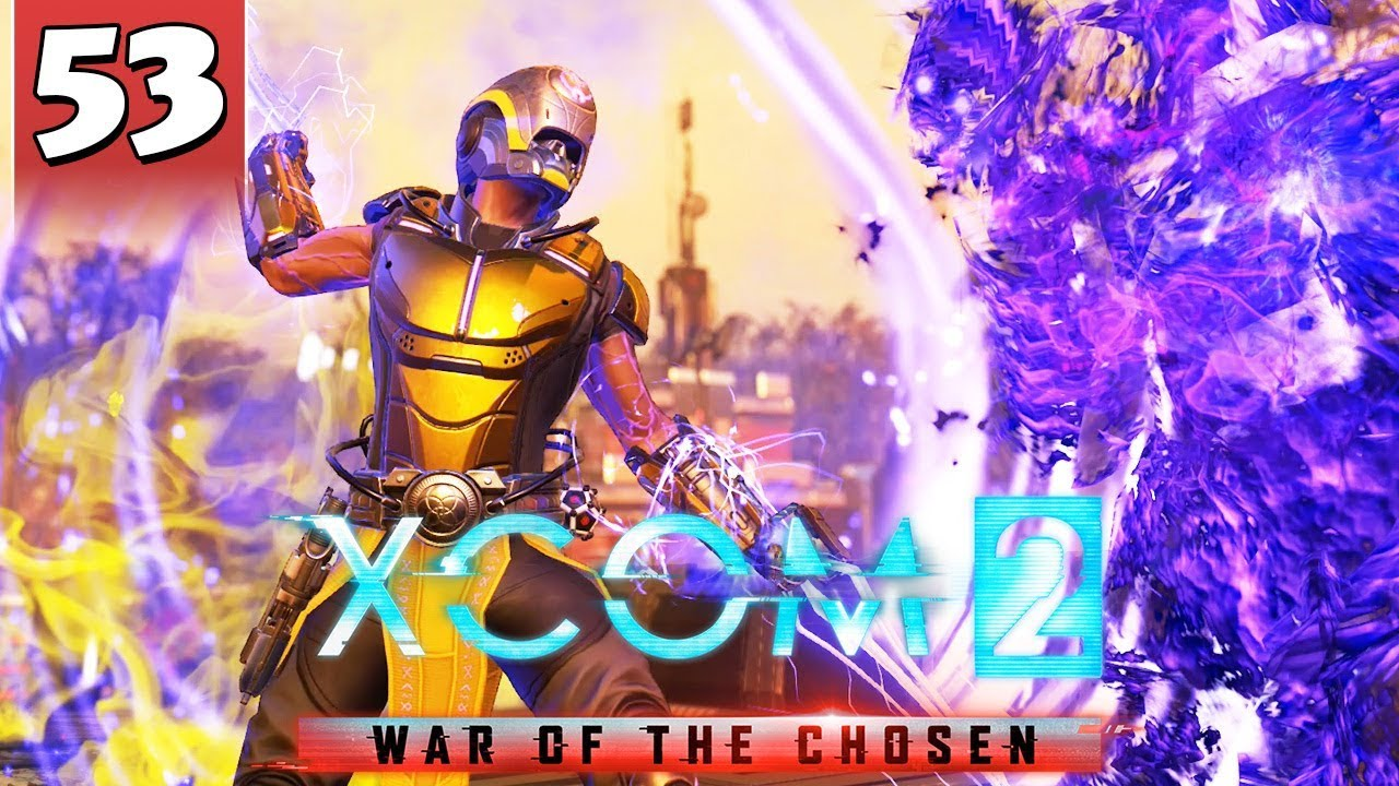 xcom 2 war of the chosen 53 advent forge 1 2 youtube. Black Bedroom Furniture Sets. Home Design Ideas