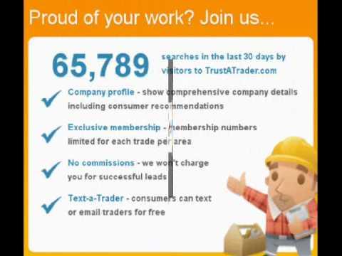 Trust A Trader | Find a Tradesman